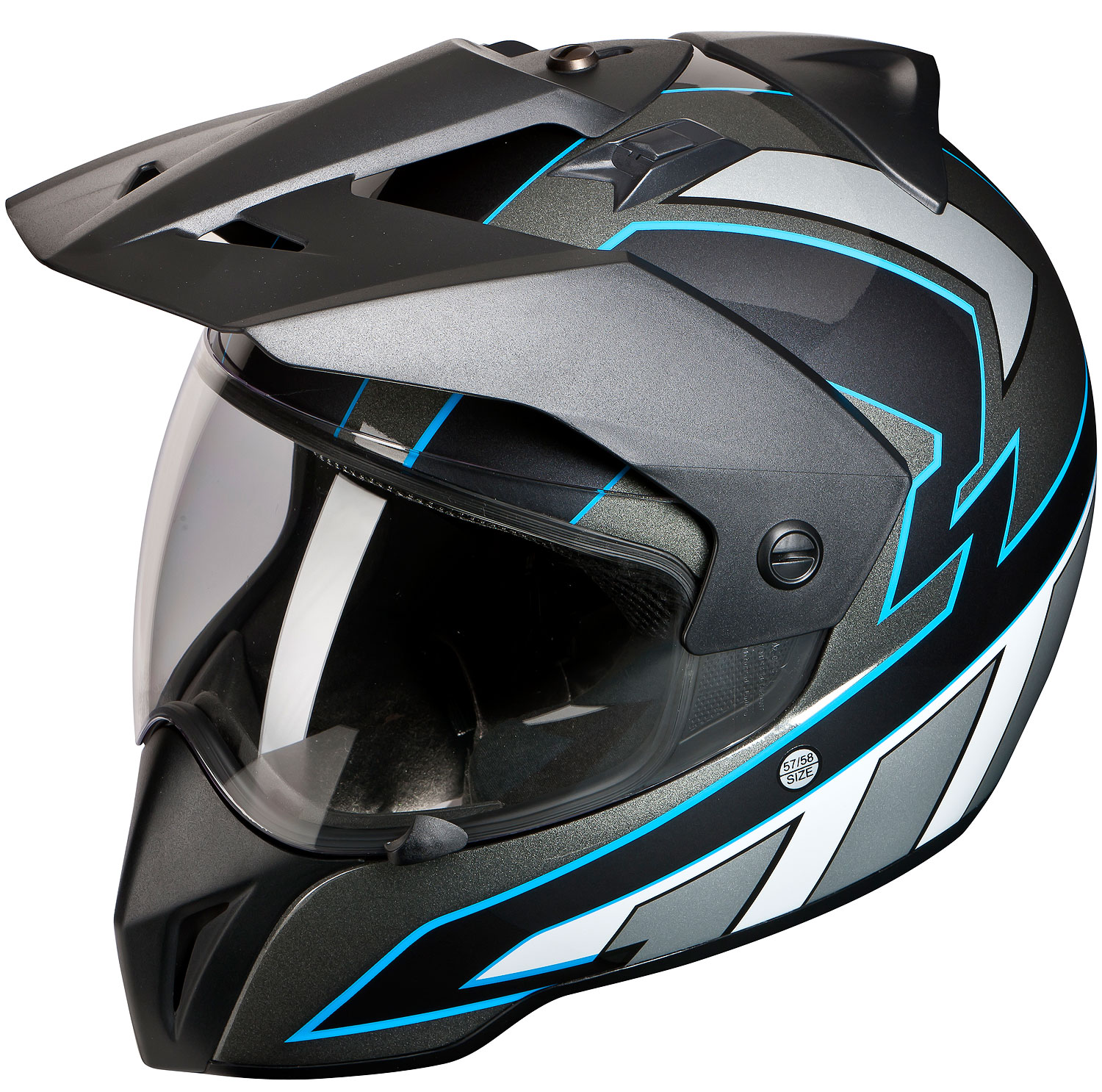 foto bmw motorrad ride 2013 helm enduro vergr ert. Black Bedroom Furniture Sets. Home Design Ideas