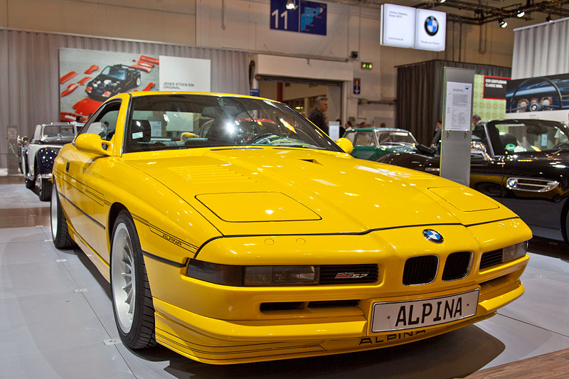 BMW Alpina B12 5,7 Coupé (E31) ingesamt 57 Einheiten sind von 11.92 bis 11.96 gebaut worden