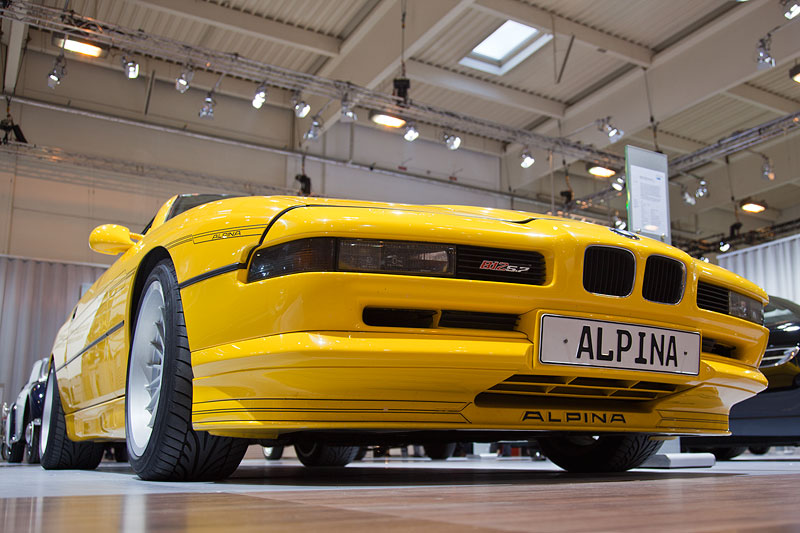 BMW Alpina B12 5,7 Coupé (E31) von Fernando Wettlaufer (BMW 8 Series Club)