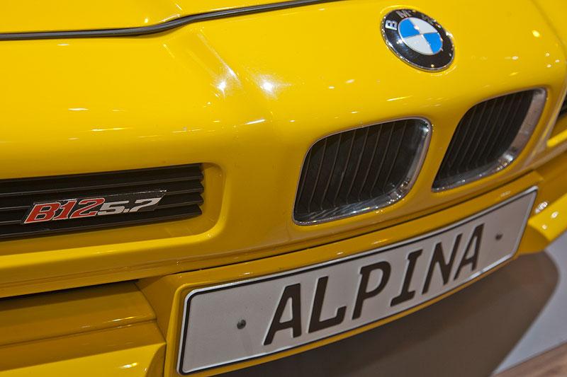 BMW Alpina B12 5,7 Coupé (E31), das ehemals schnellste deutsche Serienauto