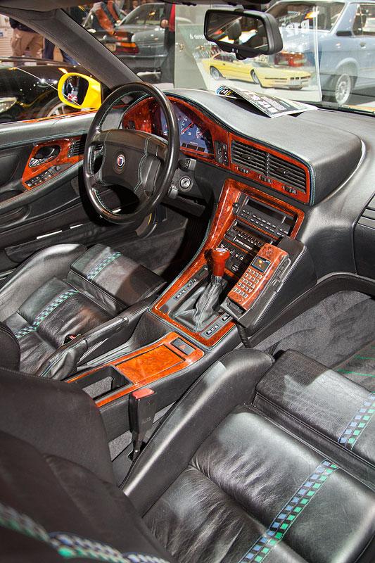 BMW Alpina B12 5,7 Coupé (E31), Interieur