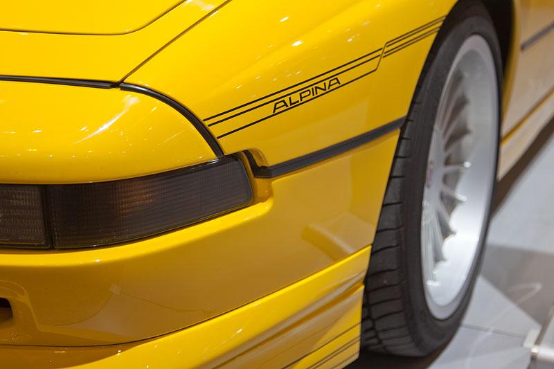 BMW Alpina B12 5,7 Coupé (E31), Nr. 19 der Baureihe