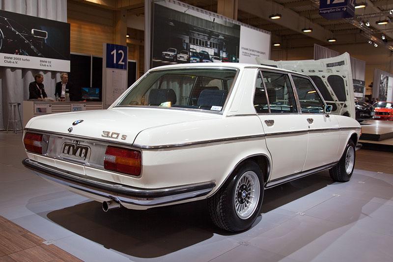 BMW 3,0 S (E3), Baujahr 1971