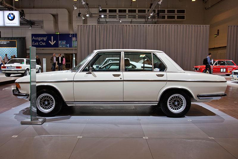 BMW 3,0 S (E3), von 1971-1977 wurden 51.544 Stück gefertigt