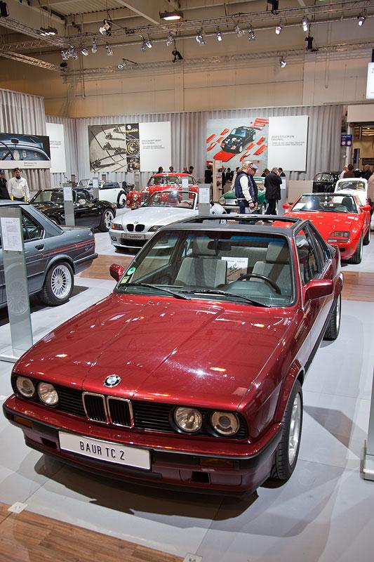 BMW 316i Baur Topcabriolet (Modell E30), ehemaliger Neupreis: 32.240 DM