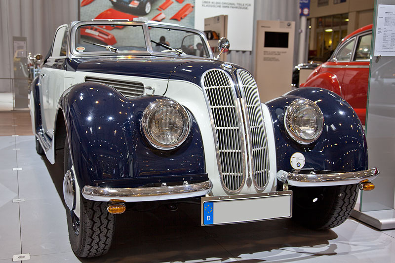 BMW 327 Sport-Kabriolett