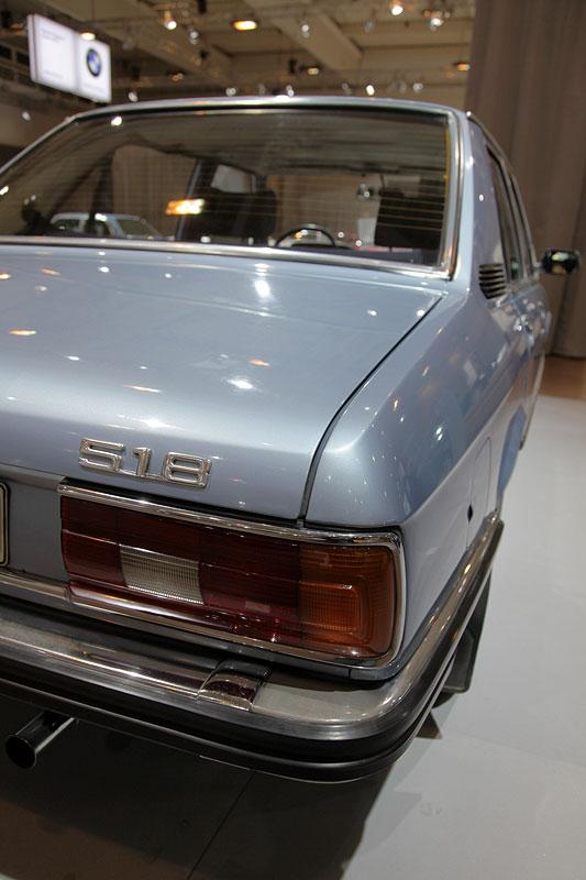 BMW 518 (Modell E12), Neupreis: 19.100 DM