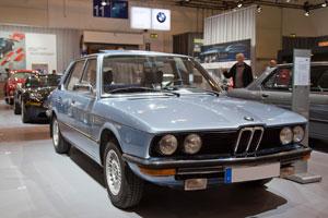 BMW auf der Techno Classica 2012, Rückblick Teil 1: BMW Alpina B7 bis ...