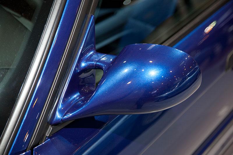 BMW 540i touring (Modell E34), BMW M Außenspiegel