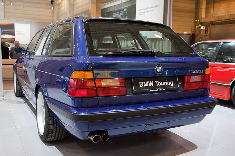 BMW 540i touring (Modell E34), erster Kombi in der Geschichte der BMW 5er-Reihe