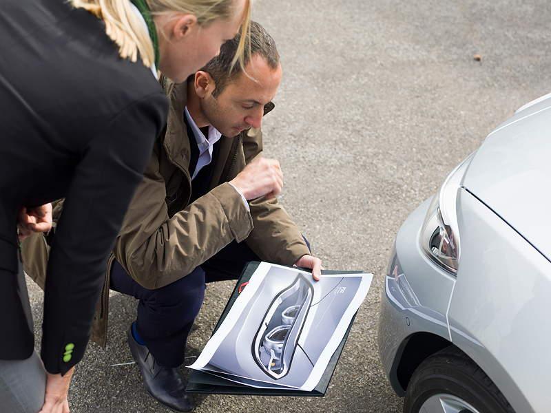 BMW 2er Coupé, Designprozess