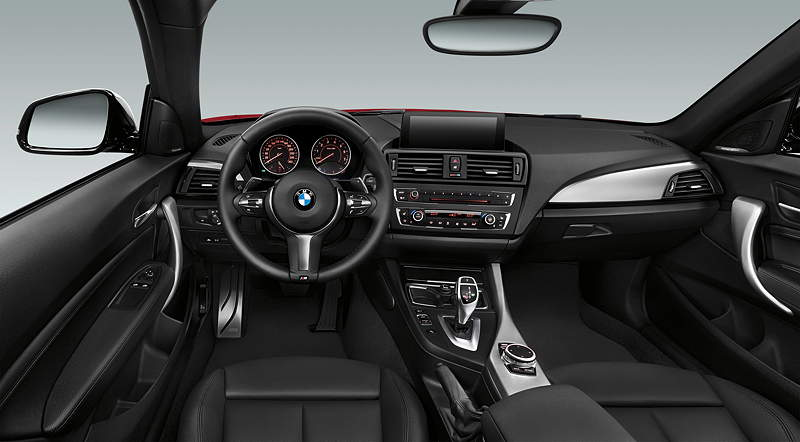 BMW 2er Coupé, Interieur, Cockpit