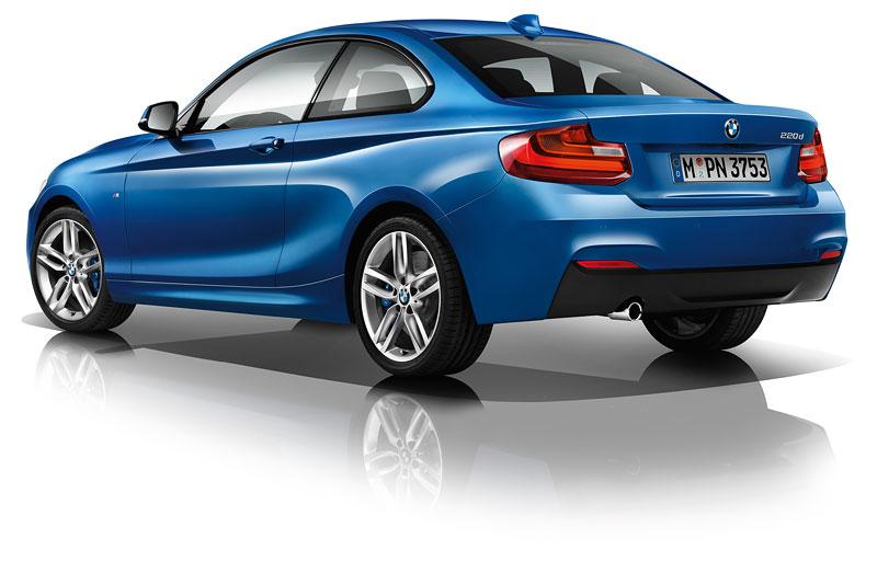 BMW 2er Coupe (Lines und M Sportpaket)