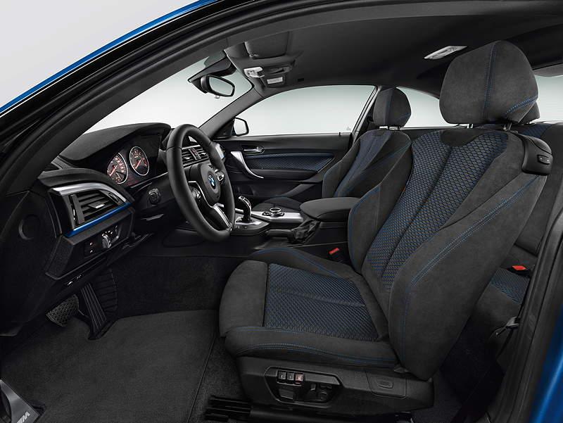 BMW 2er Coupe (Lines und M Sportpaket), Interieur