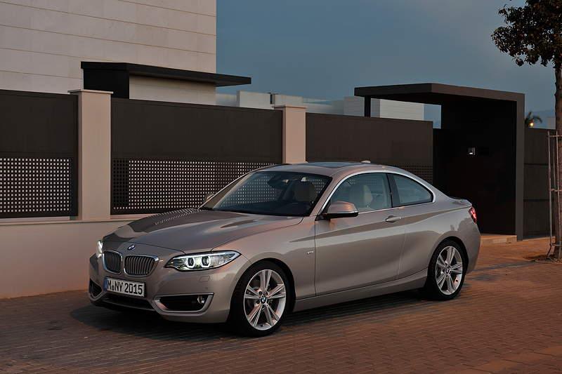 BMW 2er Coupe (Modern Line)