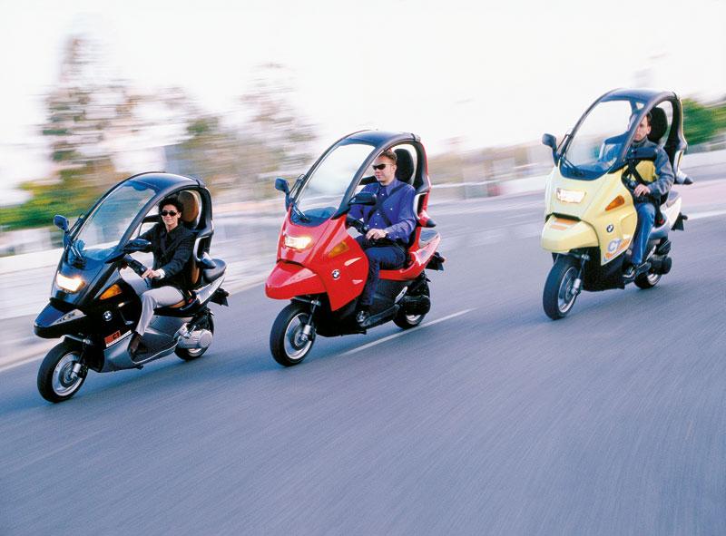 BMW C1 Executive, BMW C1, BMW C1 Family's friend