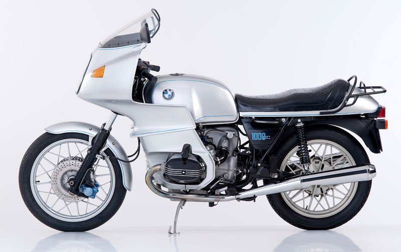 BMW R 100 RS, 1976