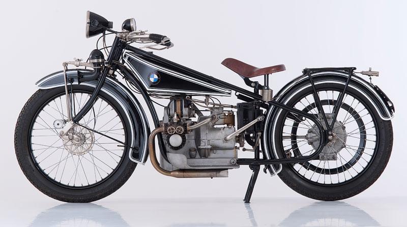BMW R 32, 1923