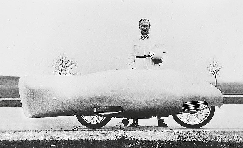 Ernst Henne Weltrekord Fahrten 1937