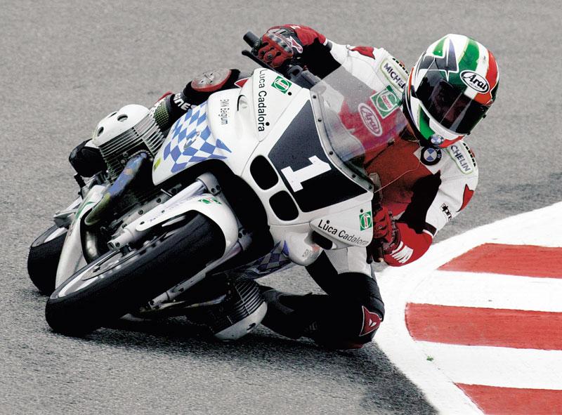 BMW Boxer Cup 2000 - Luca Cadalora (Italien)
