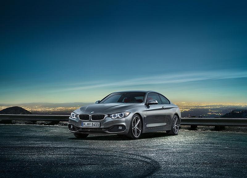 BMW 4er Coupé, Sport Line