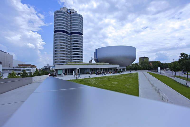 BMW Hochhaus heute