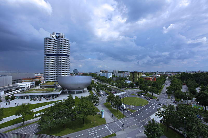 BMW Hochhaus