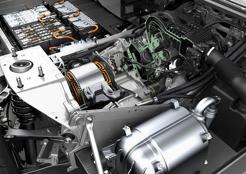 BMW i3 mit Range Extender