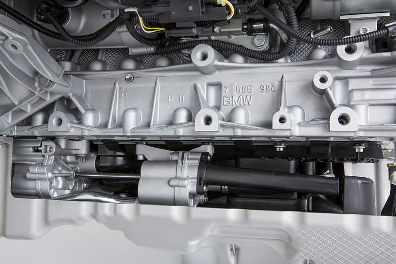 Neuer BMW M3/M4, Motorkühlung