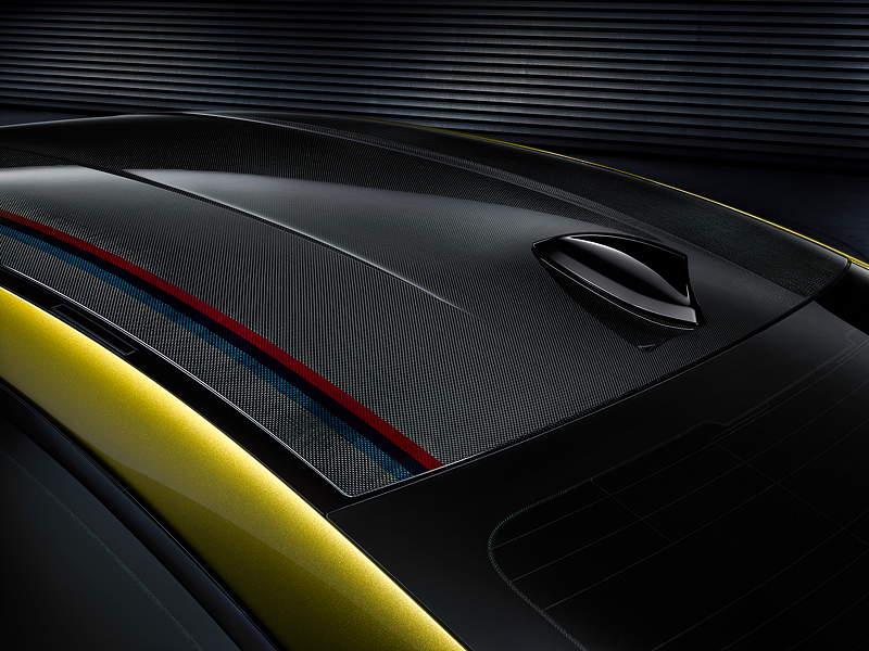 BMW M4 Concept Coupé