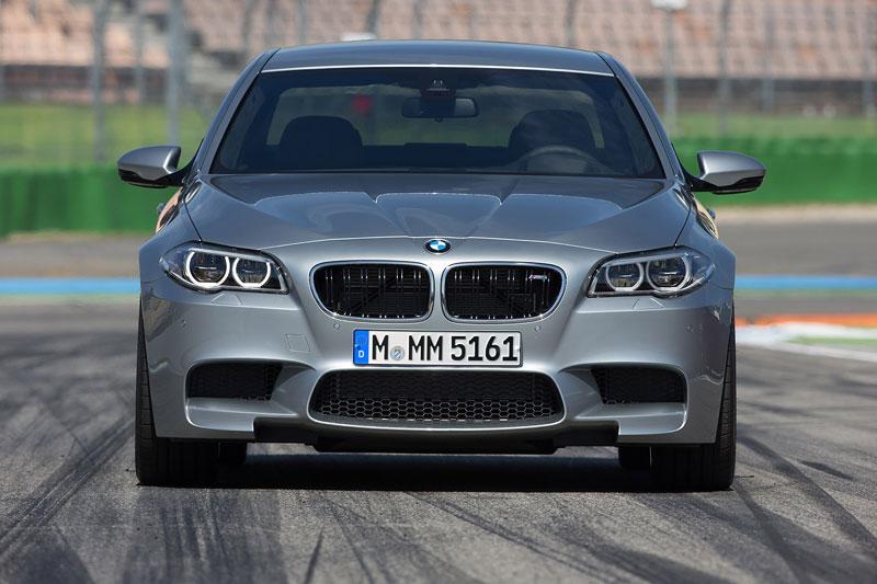 BMW M5 mit BMW Competition Paket
