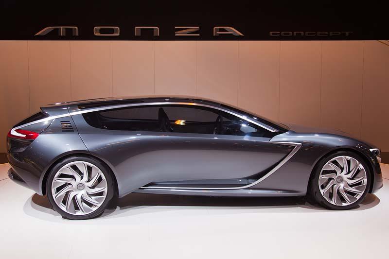 Essen Motor Show 2013: Opel Monza Concept