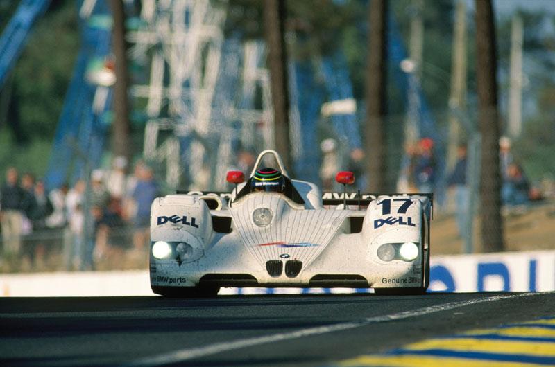 BMW V12 LMR, Le Mans 1999