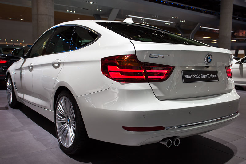 BMW 325d Gran Turismo