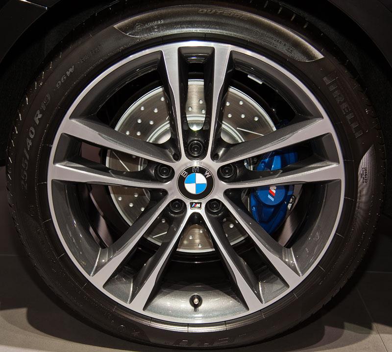 BMW 328i xDrive Gran Turismo, BMW M Rad