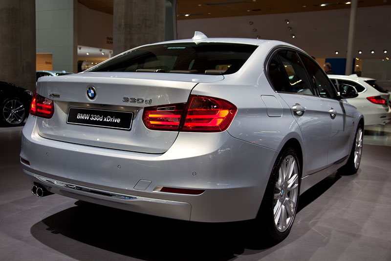BMW 330d xDrive Individual