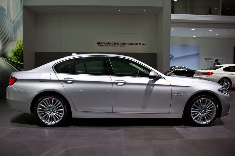 BMW 520d, Faceliftmodell
