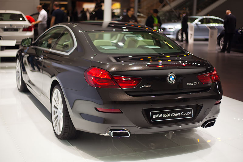 BMW 650i xDrive Individual