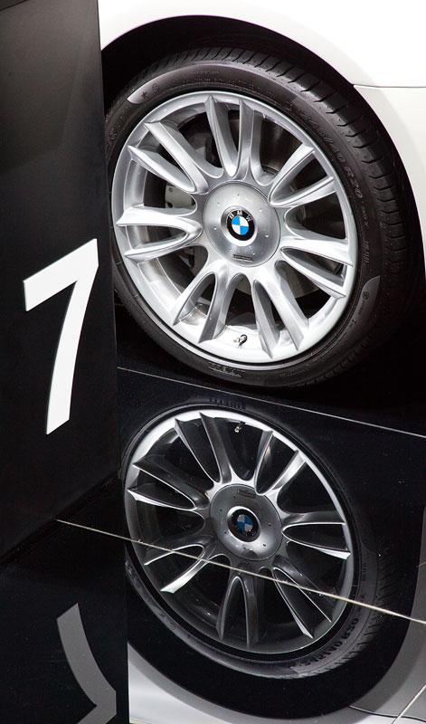 BMW 750i Individual, 20 Zoll Individual Rad V-Speiche 301l (Aufpreis 2.800 Euro)