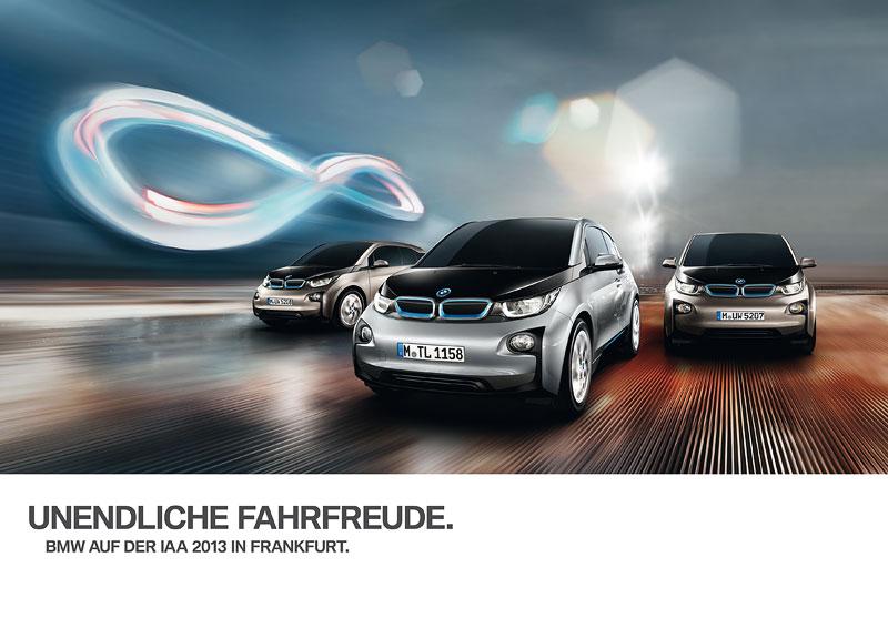 IAA 2013 Keyvisual BMW