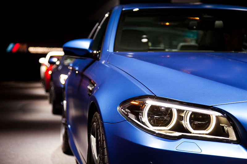 BMW M-Modelle auf der IAA 2013