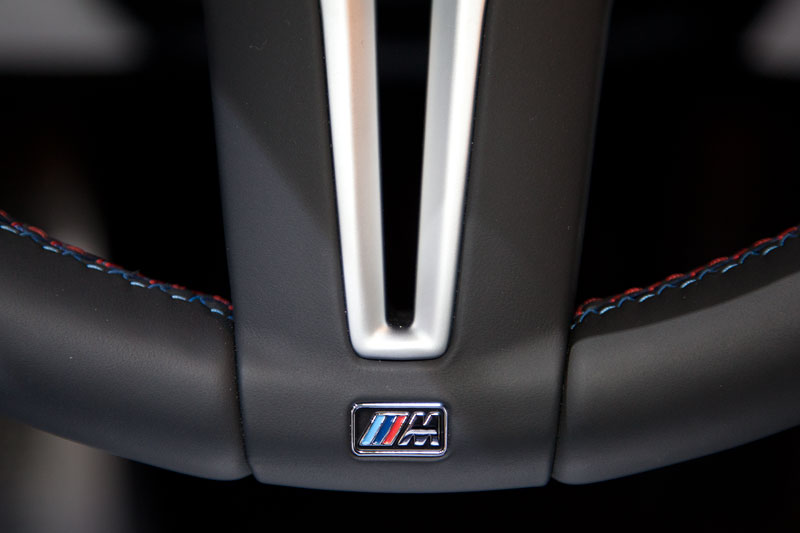 BMW M6 Gran Coupe, BMW M Lenkrad