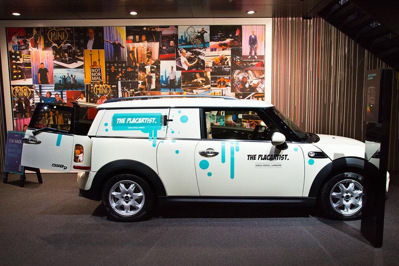 MINI Van auf der IAA 2013