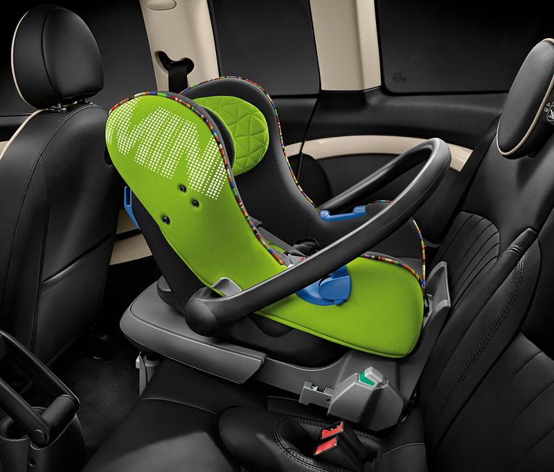 MINI Baby Seat 0+, Vivid Green.