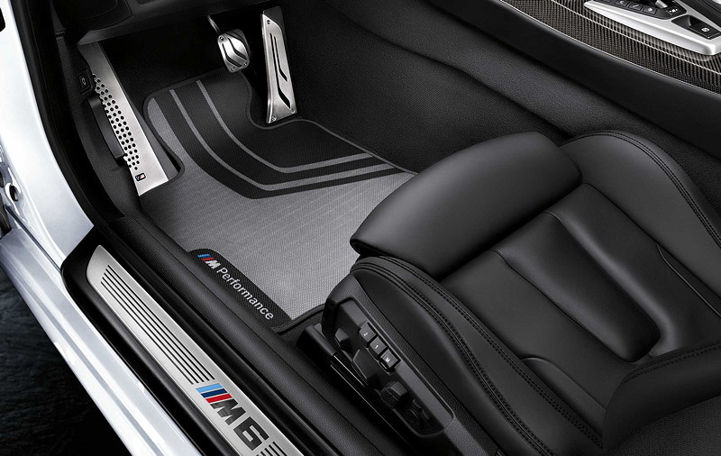 Foto bmw m6 coup bmw m performance bmw m performance for M performance interieurleisten