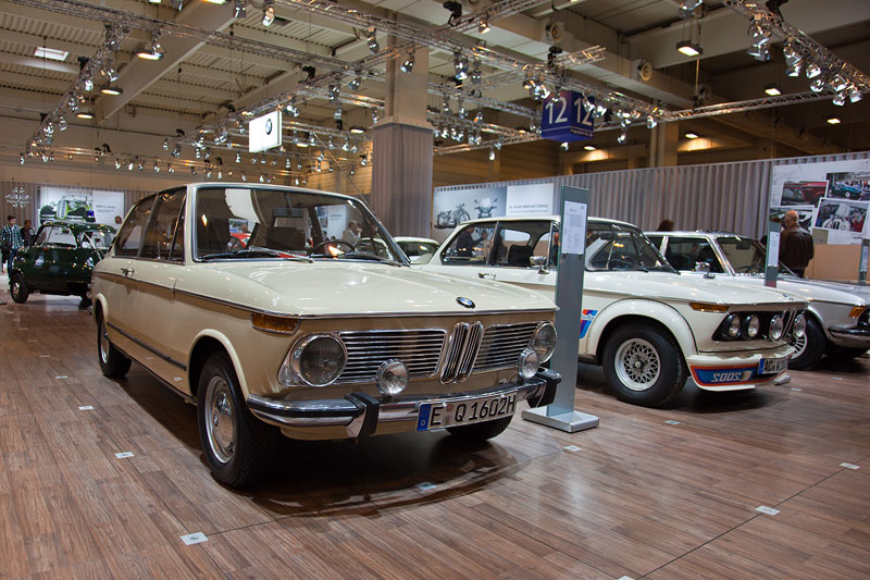 BMW Touring 1600 auf dem BMW Group Messestand, Techno Classica 2013