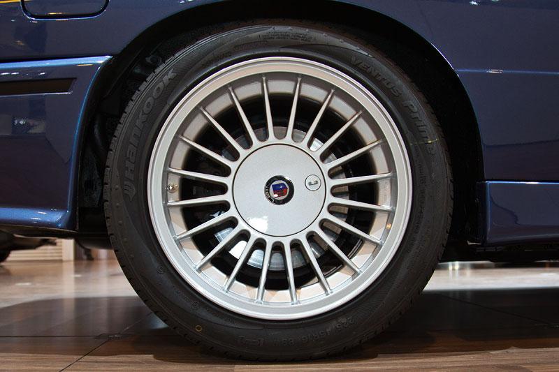 BMW Alpina B6 3.5 S (E30), Alpina-Speichenrad