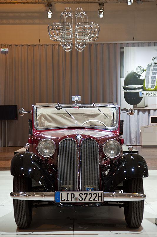 BMW 303, der erste BMW mit Doppelniere