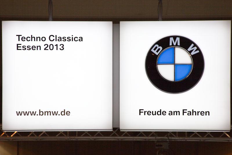 BMW auf der Techno Classica 2013 in Essen