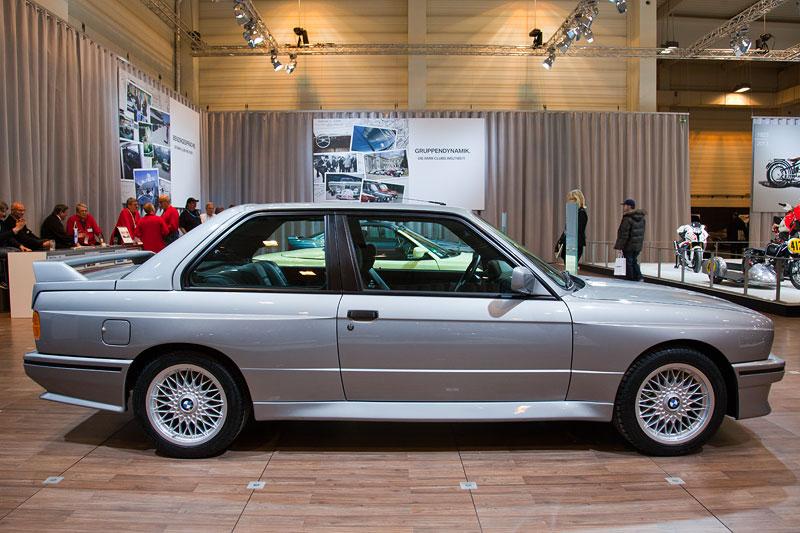BMW M3, mit 5-Gang-Schaltgetriebe